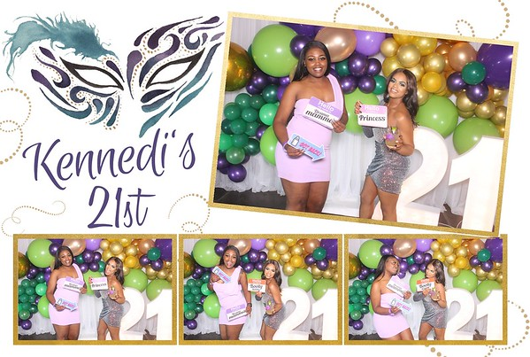 Kennedi's 21st Birthday