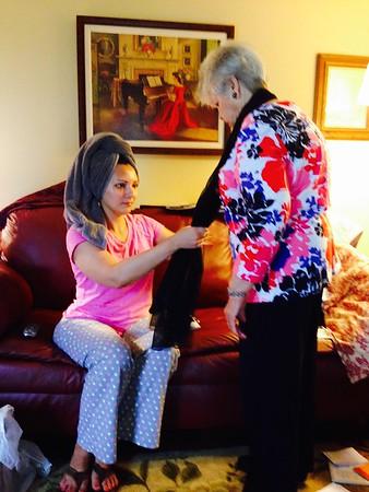 Granny's 80th
