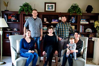 Zoet Family +Extended Family 2018