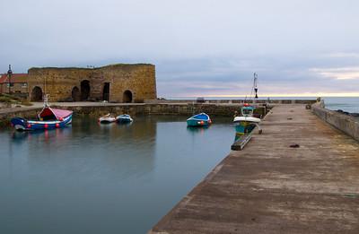 18.9.2011 Beadnell Bay, Northumberland