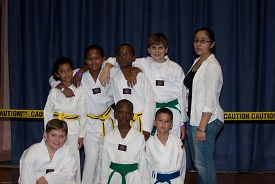 Taekwondo Oct 2009