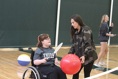 Unified P.E. at Southwest High School