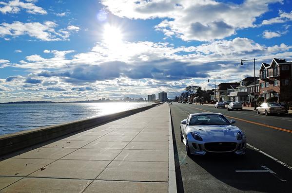 Jaguar F-Type S Test Drive