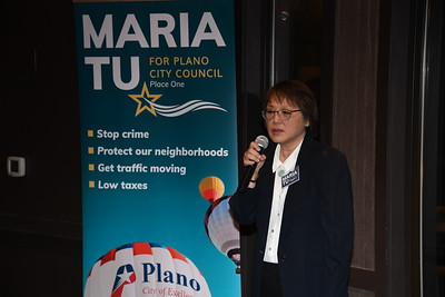 2-21-2019 Maria Tu for Plano City Council @ The Rooftop