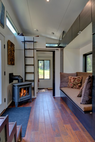 Tiny Houses Off Grid