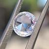 1.51ct Round Rose Cut Diamond, GIA K VS1 14