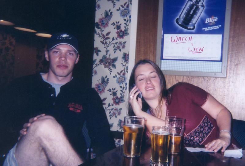 Dawn and Bud at Kaps