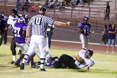 RMHS at Cesar Chavez 09282007