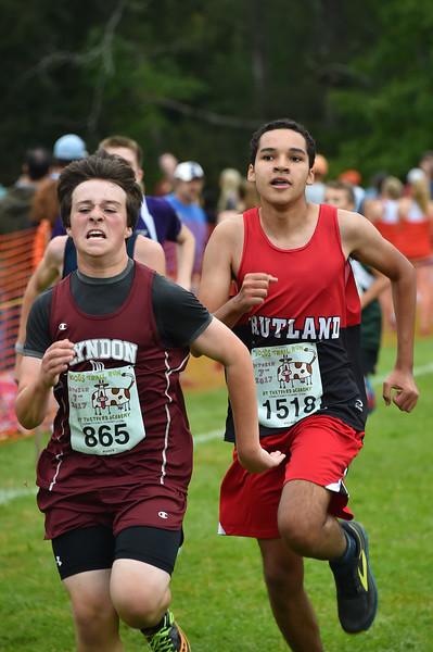 Boys 5 Woods Trail Run 2017-10-07