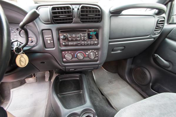 Chevy S10 - 2001
