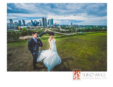 Donna & Minh's Wedding