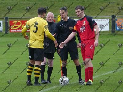 Porthleven (Away) Senior Cup 2nd Round