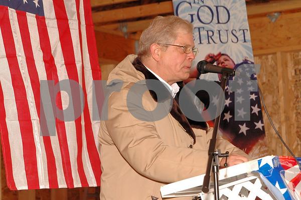 Cumberland Tea Party - October 31, 2009