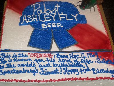 Ashley's 40th