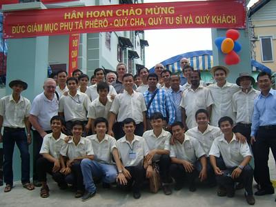 VIE - Casa Sacro Cuore a Hô Chi Minh City