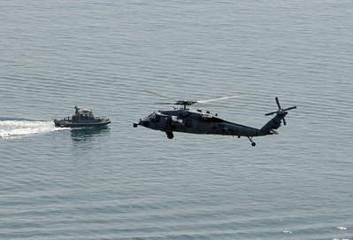 Unknown squadron MH-60
