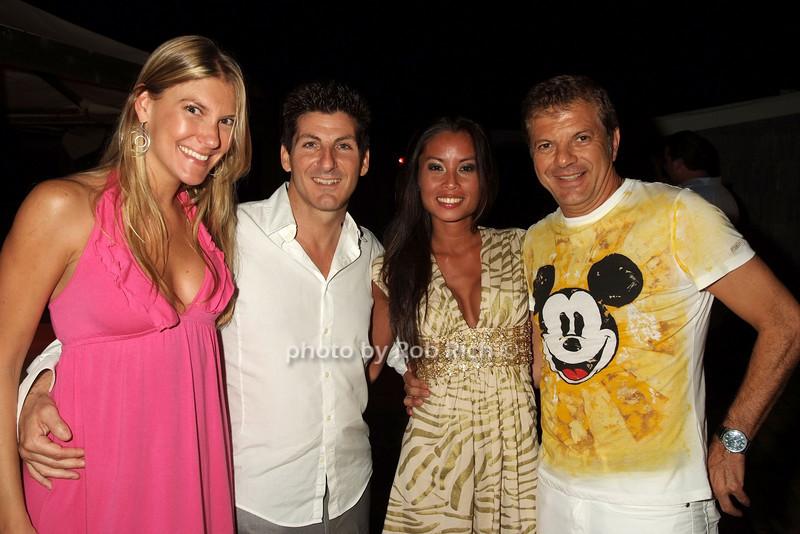 Patricia Matos, Robert Montwaid, Christina, Rocco Ancarola photo by Rob Rich © 2008 516-676-3939 robwayne1@aol.com