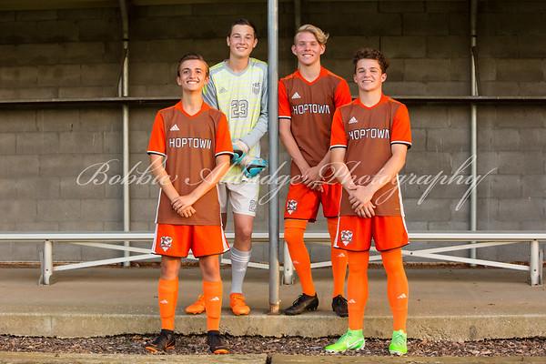 HHS Soccer 2018