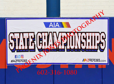 11-9-19 - AIA 3A Volleyball Final Awards - Northwest Christian vs Valley Christian