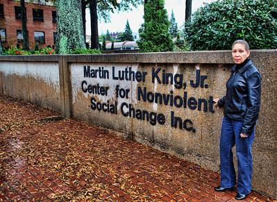 GA-MLK Center