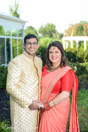 Katie & Kunal