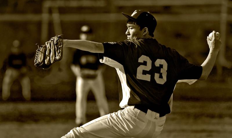 WHS vs Avalon - Baseball 2011