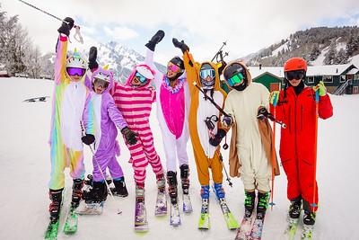All School Ski Day 2018