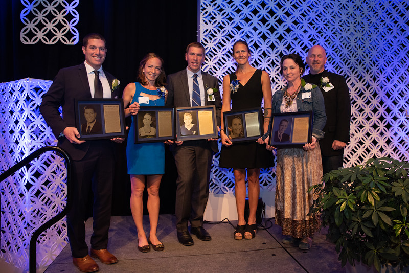 Case Western Reserve University Hall of Fame Induction Banquet 2018