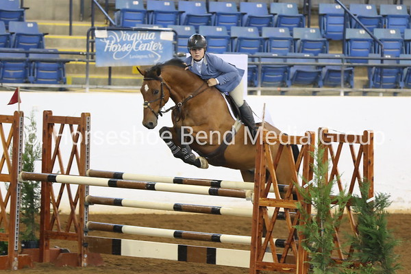 2019 Spring Encore Horse Show -- Wednesday -- Coliseum
