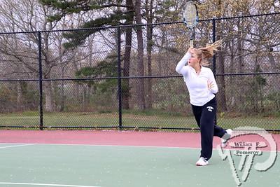 Girls' Tennis vs Falmouth 🎾 2019