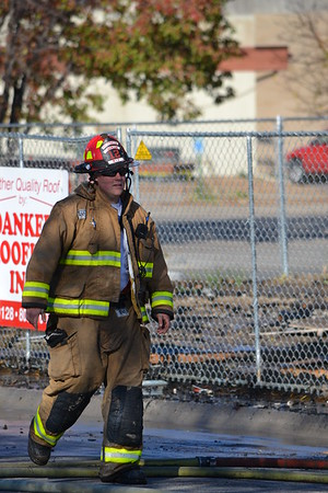 2011 Fire at Manhattan Kansas Apartment Building