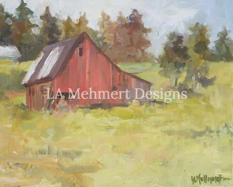 Ike's Red Barn