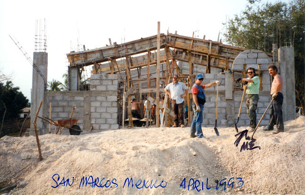 1993 San Marcos Mexico
