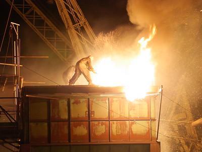 Fire by Doedel