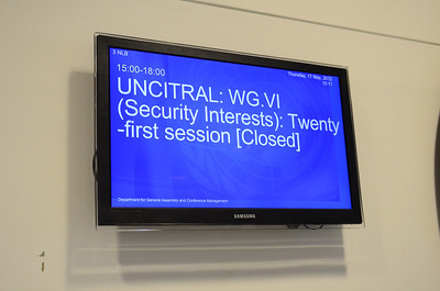 UNCITRAL - NY - May 2012