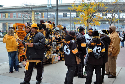 12-09-2012 Steelers vs Chargers