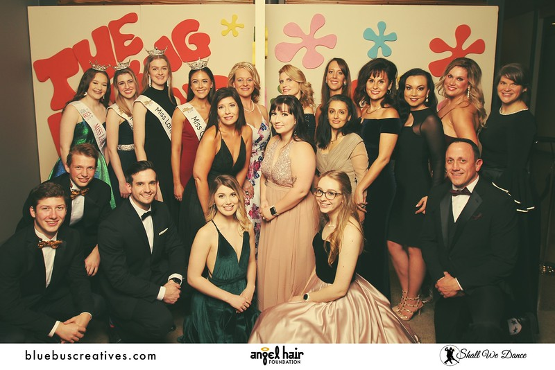 The 2019 Shall We Dance benefit for the Angel Hair Foundation was a hit! Thank you for coming out to help raise funds and awareness for children and youth suffering hair loss.   Want a photobooth at your next event? Learn more at www.bluebuscreatives.com