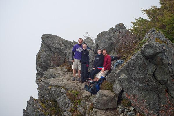 2011-6-11  Mt Si Hike