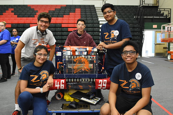 Texas Robotics Invitational 2017