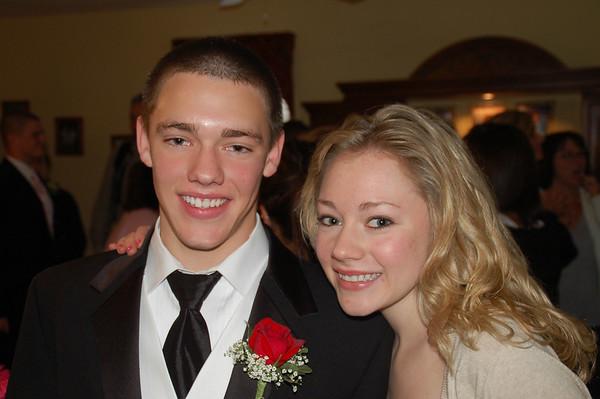 5/08 Brett's Senior Prom