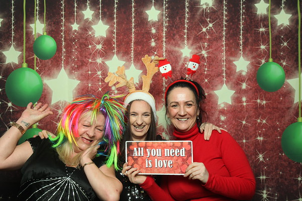 Photo Booth Hire - Celebrating Volunteers