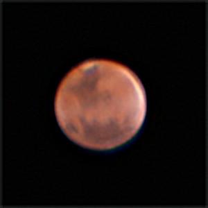 Mars - 28/3/2014 (Processed stack)