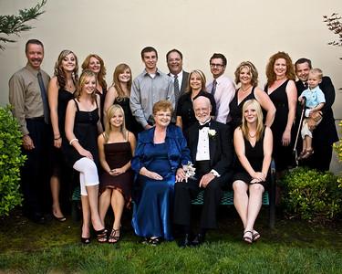 Jensen 50th Wedding Anniversary - Sept 6, 2008