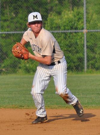 MHS baseball beats AHS 2015