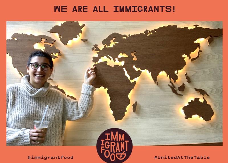 Immigrant Foods