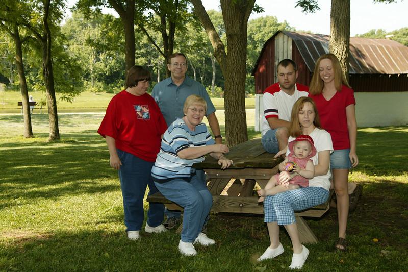 Memorial day family photos