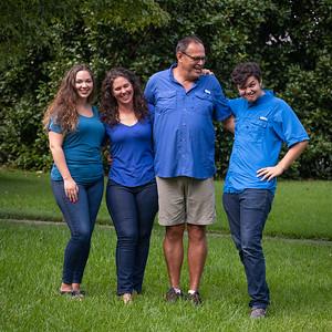 Hagberg Family