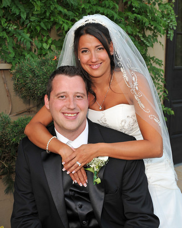 Melissa and John 07-31-2010