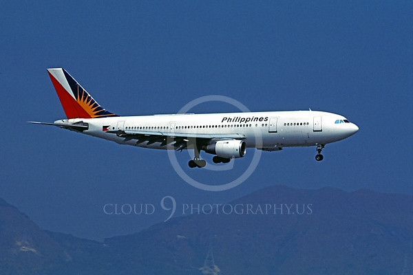 Airbus A300 Philippines Jet Airliner Pictures For Sale