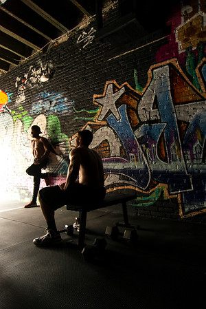 Marketing Photos Philly Gym